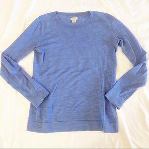 Lightweight J. Crew Cotton Sweater Size XXS